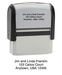 Block Return Address Stamper