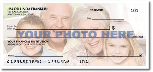 SideTear Photo Photo Checks Personal Checks - 1 Box - Duplicates