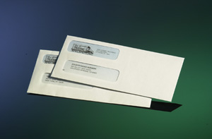 Envelope Self Seal no lines