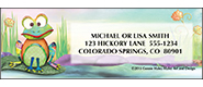 Forest Friends Address Labels - Set of 210