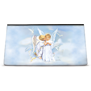 Angel Kisses Cosmetic Bag
