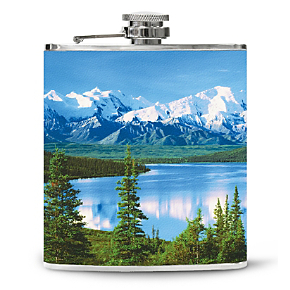 America's National Parks Flask