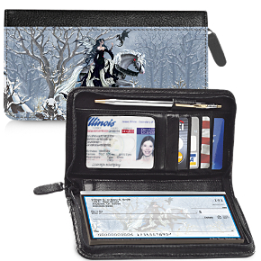 Chance Encounters Wallet