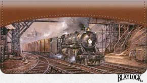Blaylock Express Checkbook Cover