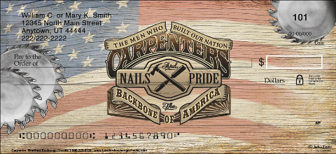 Carpenter Personal Checks