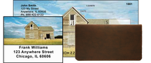 Barns on the Prairie Personal Checks Bundle