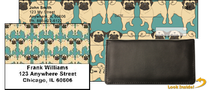 Pug Wallpaper Personal Checks Bundle