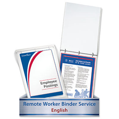 Remote Worker Binder Service, English