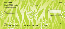 Floral Safari Personal Checks