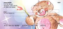Beary Loverly Personal Checks