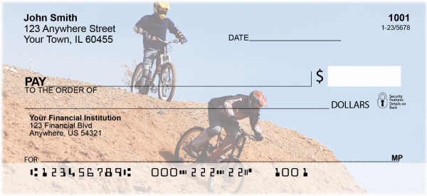 Mountain Bikes Personal Checks
