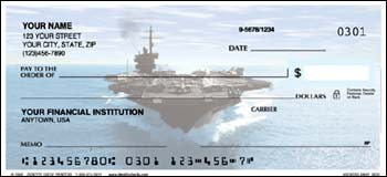 Anchors Aweigh - Carrier Checks - 1 box - Singles